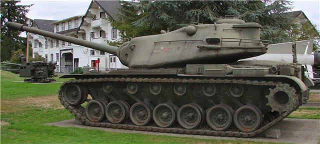Классификация - тяжёлый танк